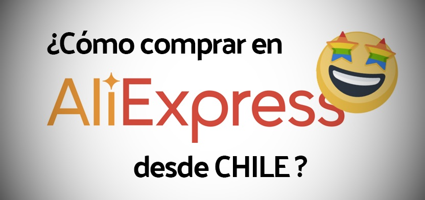 aliexpress desde chile